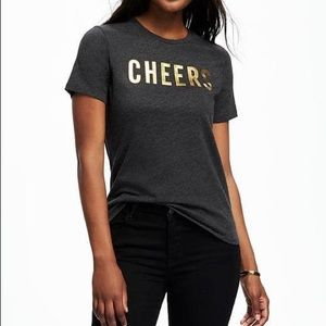 Cheers 🥂Old Navy Relaxed Fit Tee